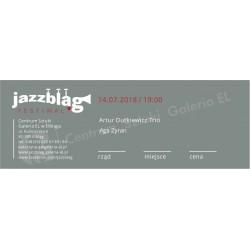 Bilet Jazzbląg 14.07.2018