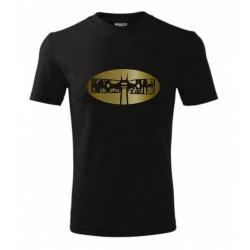 "Koszulka ""Złoty batman"""